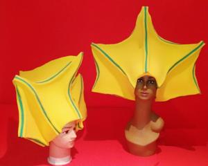 gorros de gomaespuma madagascar marty carnaval