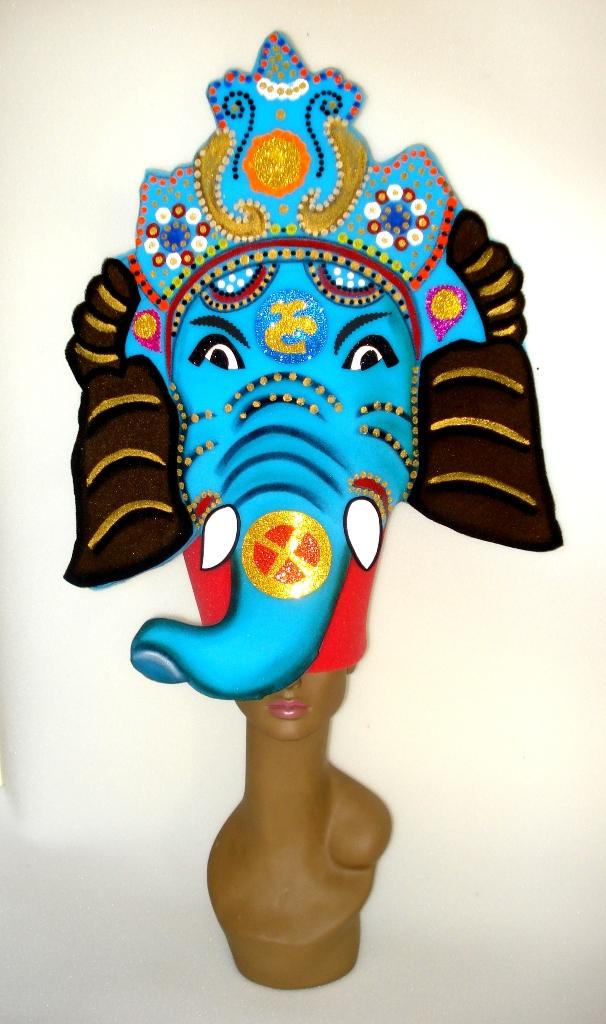 gorros de gomaespuma elephant