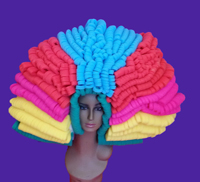 afro wig carnaval