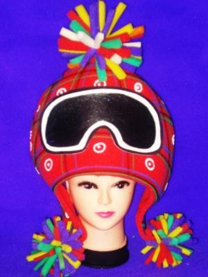 gorros de gomaespuma ski