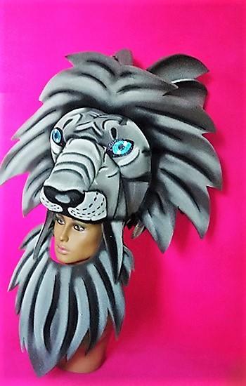 gorros de gomaespuma el rey leon musical