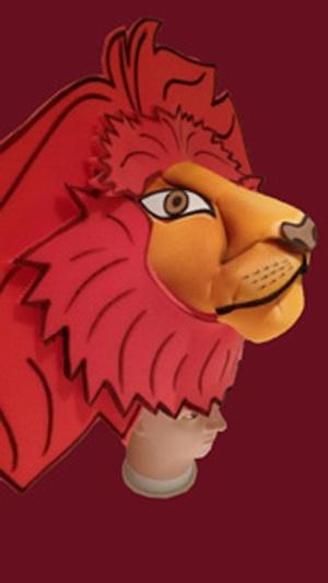 gorros de gomaespuma el rey leon disney simba 3d